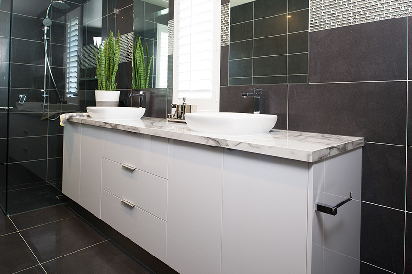 Bathroom Sinks Brisbane bathroom vanities - viva cabinets